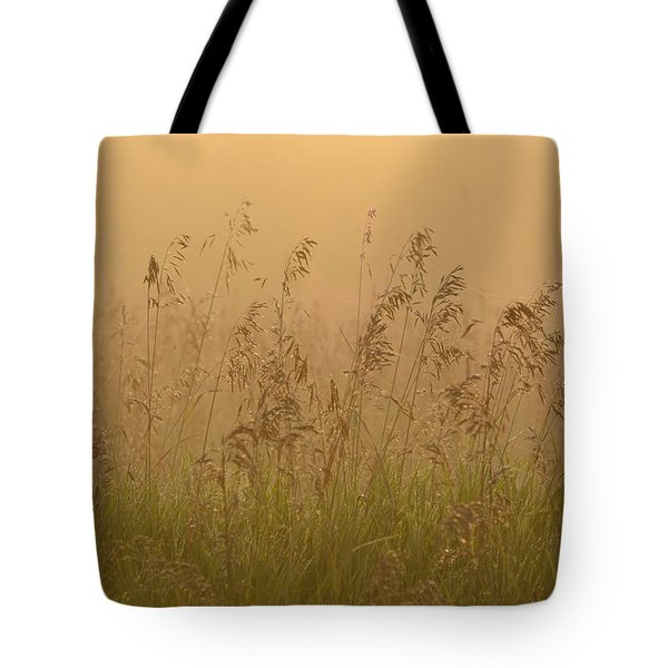 Early Morning Field Tote Bag