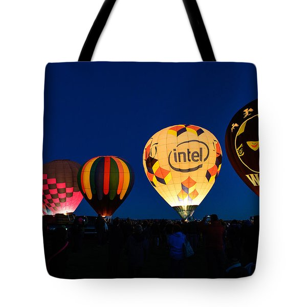 Early Morning Launch Tote Bag