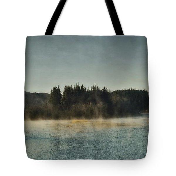 Early Morning Tote Bag by Priska Wettstein