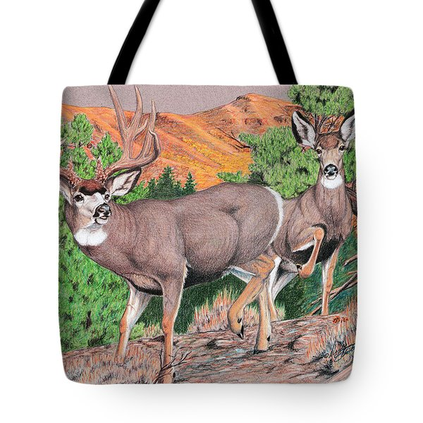 Early Morning Retreat Tote Bag