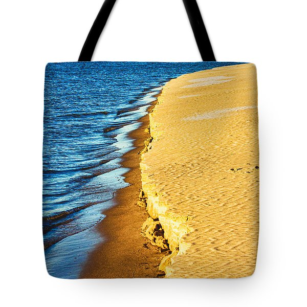 Early Morning Walk Tote Bag by Bill Kesler