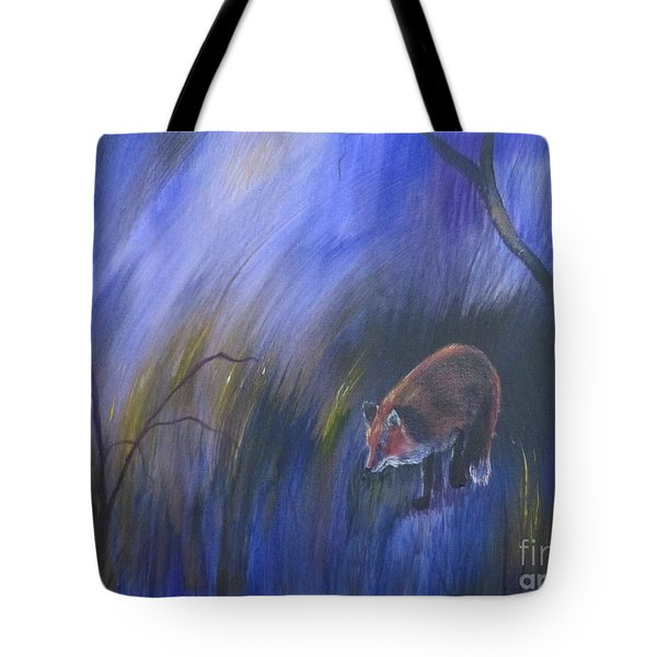 Early Riser  Tote Bag by Laurianna Taylor