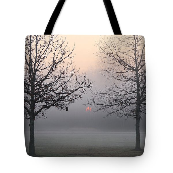 Early She Rises Tote Bag by Rachel Cohen