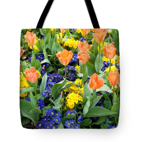 Early Spring Tote Bag by Geraldine Alexander