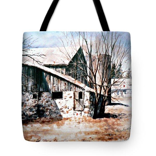 Early Spring Tote Bag by Hanne Lore Koehler