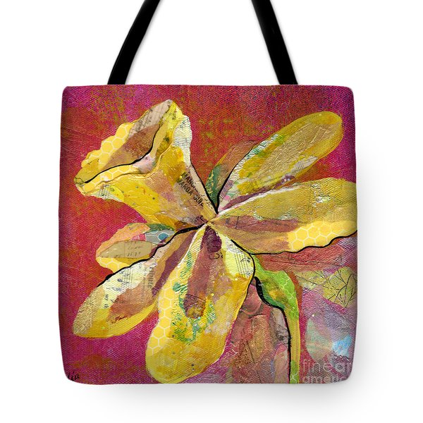 Early Spring II Daffodil Series Tote Bag