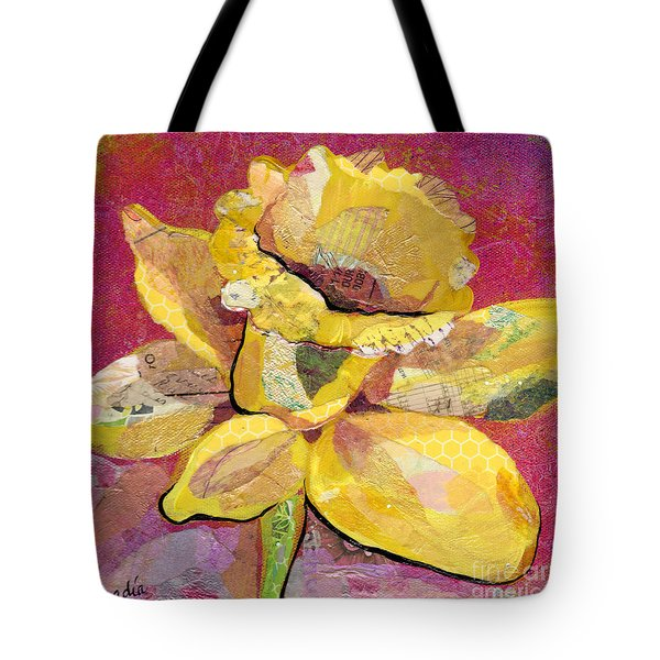 Early Spring IIi  Daffodil Series Tote Bag