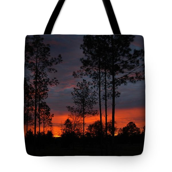 Early Sunrise Tote Bag