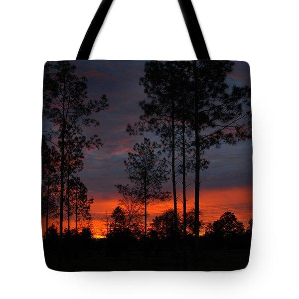 Early Sunrise Tote Bag
