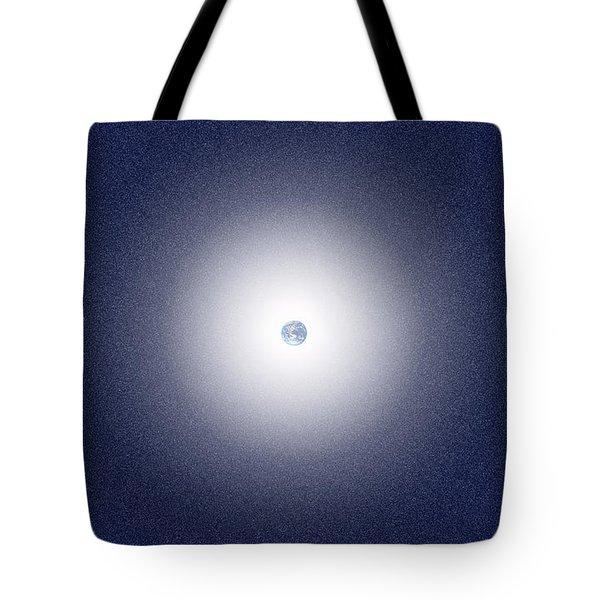 Earth Field Tote Bag