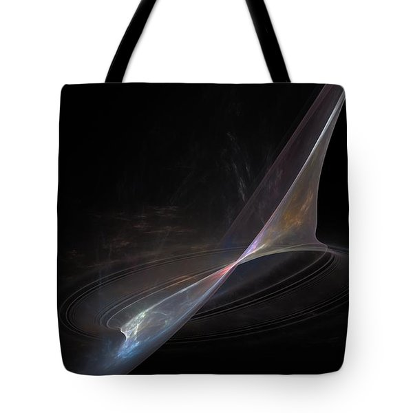 Earth Forming Tote Bag by Peter R Nicholls