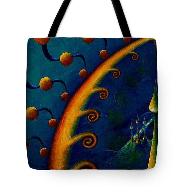 Earth Horizon 2010 Tote Bag