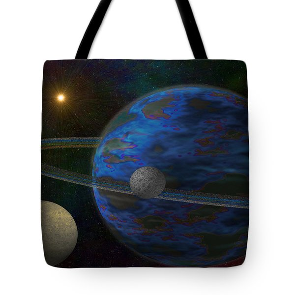 Earth-like Tote Bag
