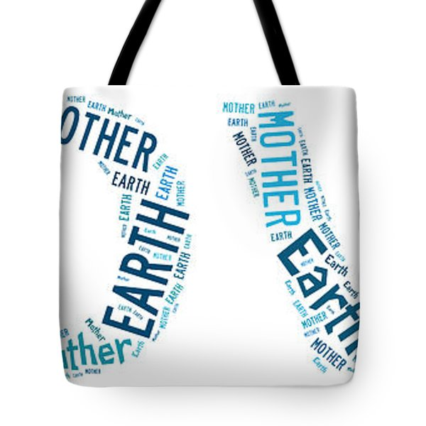 Earth Mother Tote Bag by Georgia Fowler