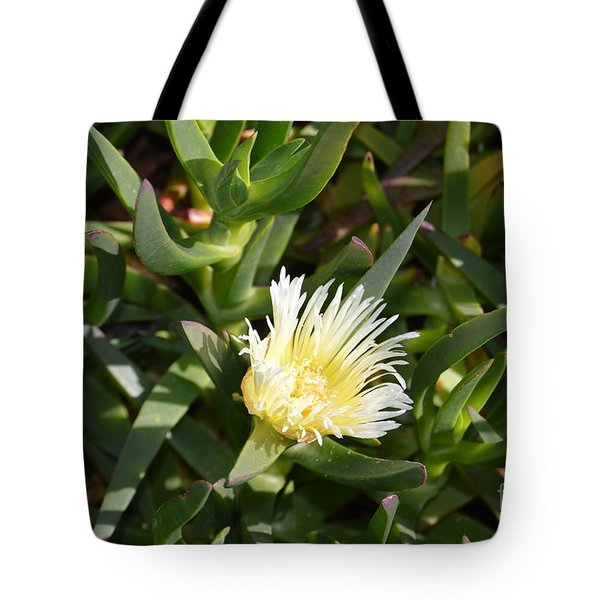 Tote Bag featuring the photograph Earth Music by Laurie L