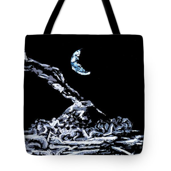 Earth Tote Bag by Ryan Demaree
