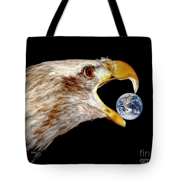 Earth Shattering Influence Tote Bag