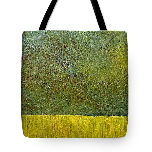 Earth Study Two Tote Bag by Michelle Calkins