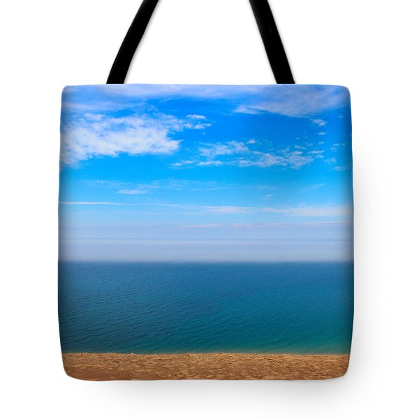 Earth Wind And Water Tote Bag by Rachel Cohen