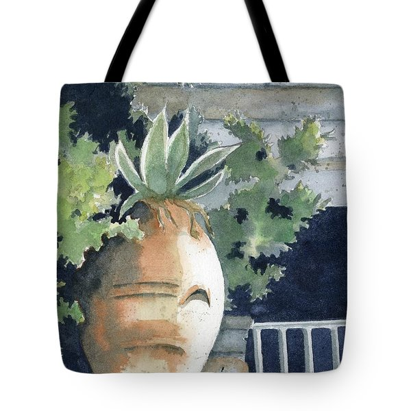 Earthenware Tote Bag
