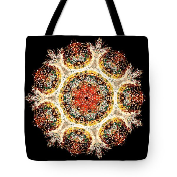 Earthmind II Tote Bag by Lisa Lipsett