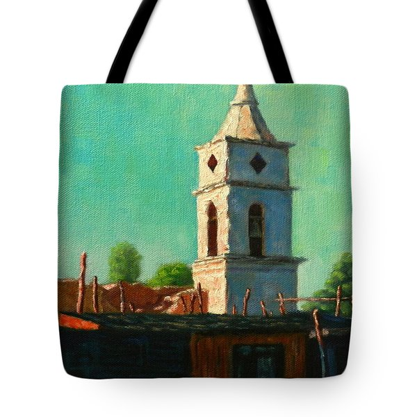 Earthquake Survivor Tote Bag