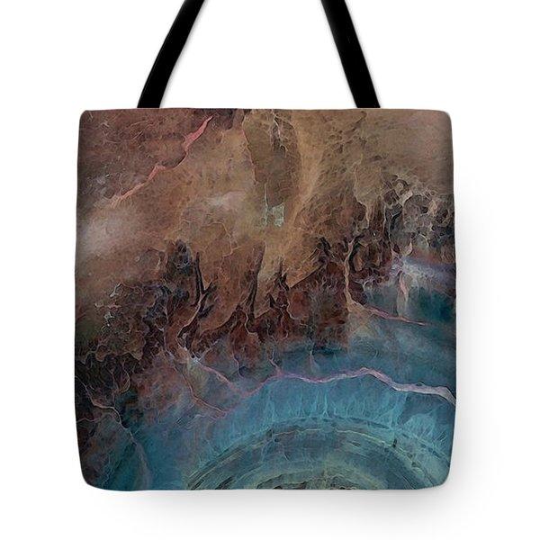 Earthship 1 Tote Bag
