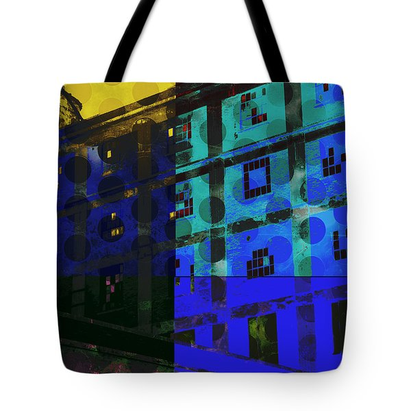 East Central Avenue Tote Bag