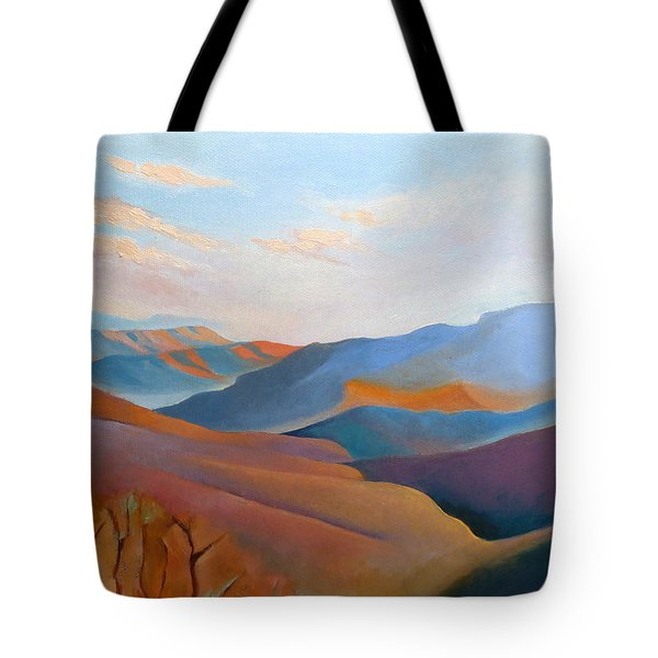 East Fall Blue Ridge No.3 Tote Bag