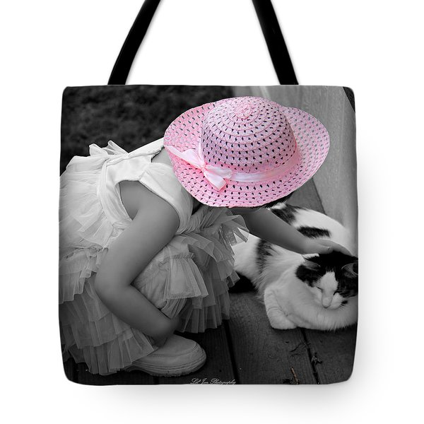 Easter Angel Two Tote Bag