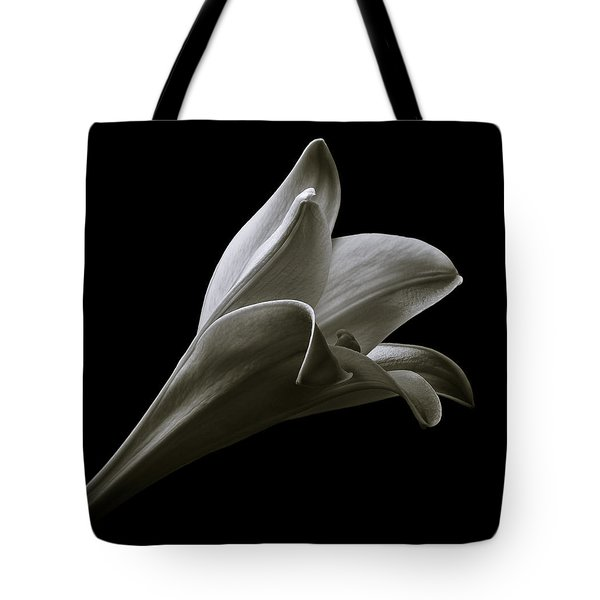 Easter Lily II Tote Bag by Jeff Burton