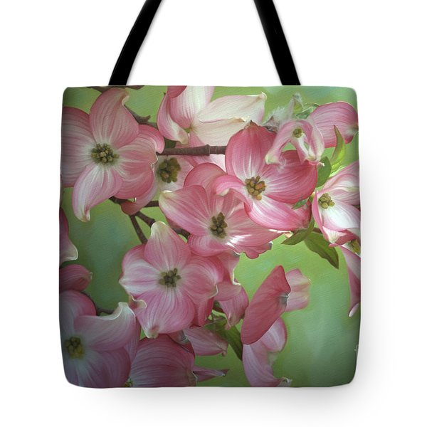 Eastern Dogwood I Tote Bag
