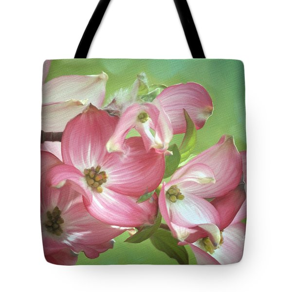 Eastern Dogwood II Tote Bag