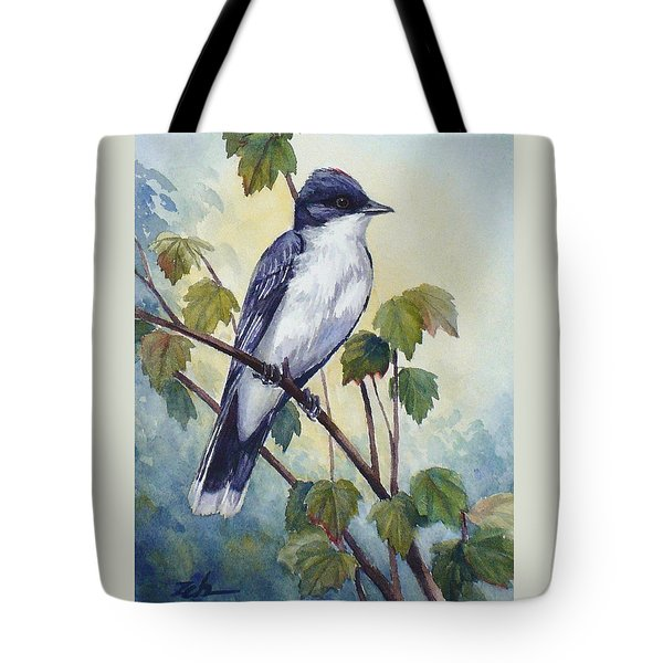 Eastern Kingbird Tote Bag