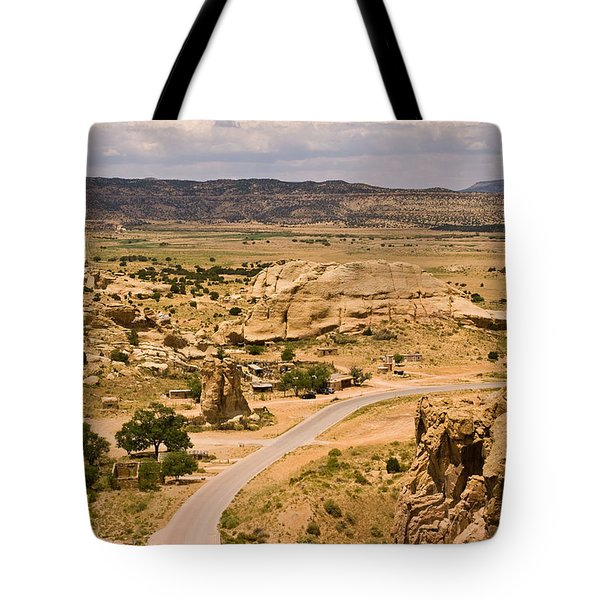 Eastern Mesa View Tote Bag
