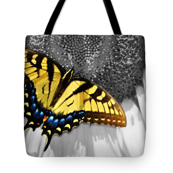 Eastern Tiger Swallow Tail  Tote Bag