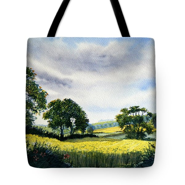 Eastfields From Woldgate Tote Bag