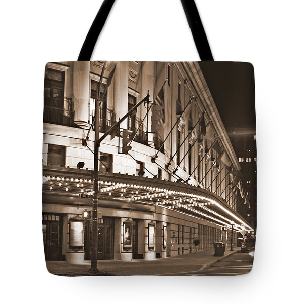 Eastman Theater Tote Bag