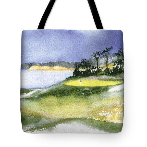 Eastward Ho Country Club Tote Bag by Joseph Gallant
