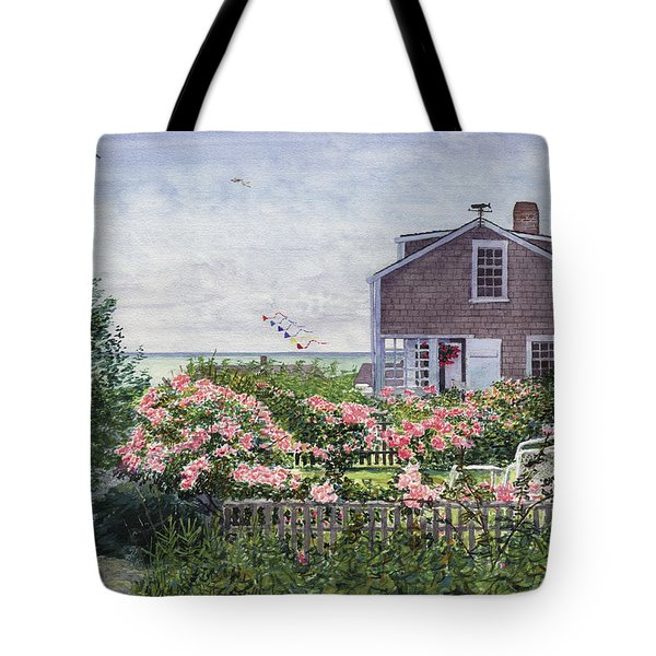Eastward Look Tote Bag