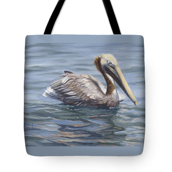 Easy Morning Tote Bag