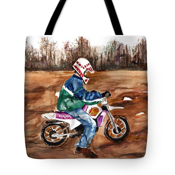 Easy Rider Tote Bag