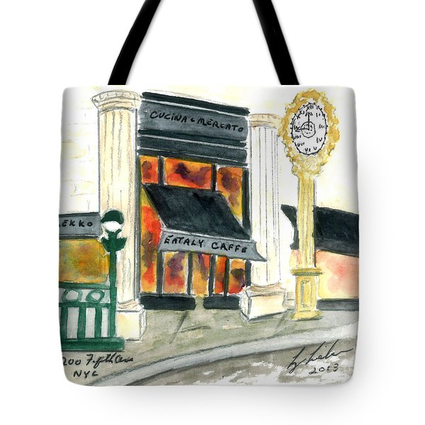 Eataly Tote Bag
