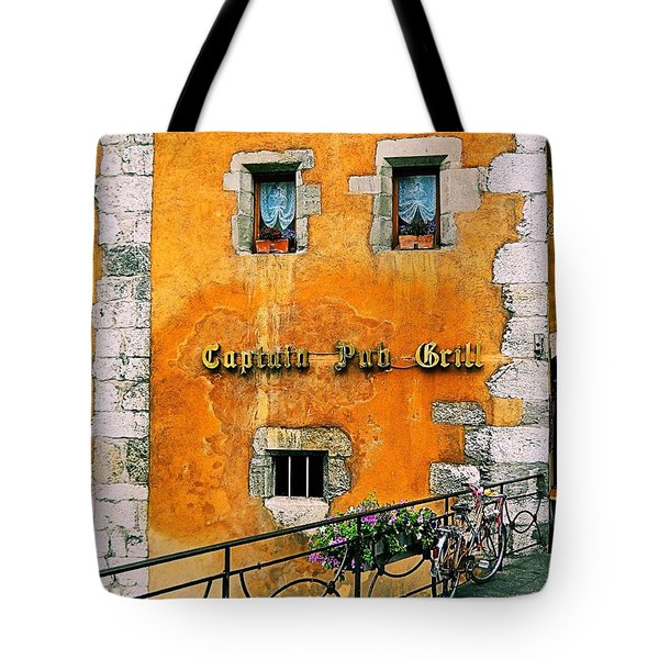 Eatery 2 Tote Bag
