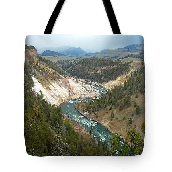 Ebb And Flow Tote Bag by Lauren Leigh Hunter Fine Art Photography