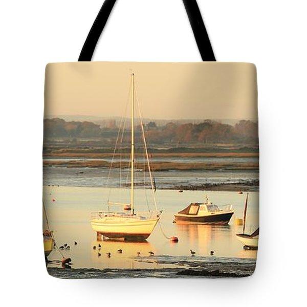 Ebbtide Emsworth Tote Bag