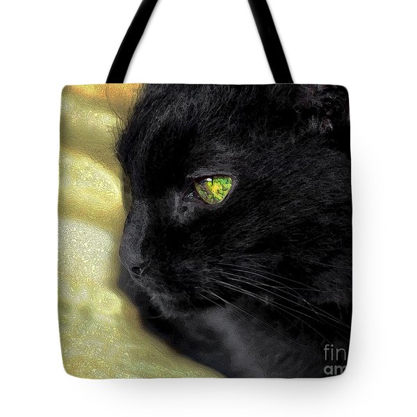 Ebony Tote Bag by Dale   Ford