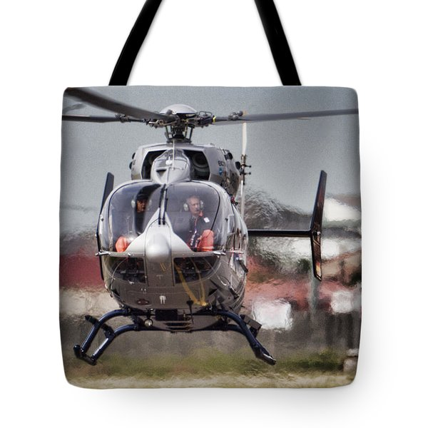 Ec145 Display Tote Bag by Paul Job