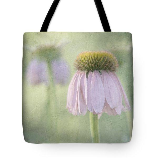 Echinacea Coneflower Tote Bag