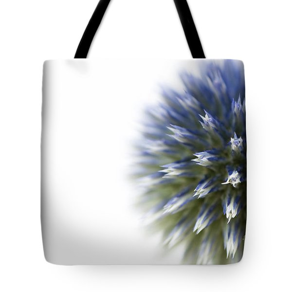 Echinops  Tote Bag by Anne Gilbert